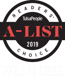 Tulsa A-List Award 2019