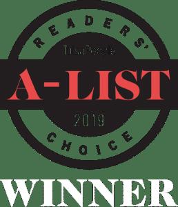 Tulsa A-List Award 2019