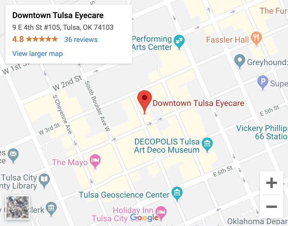 Optometrist Tulsa OK
